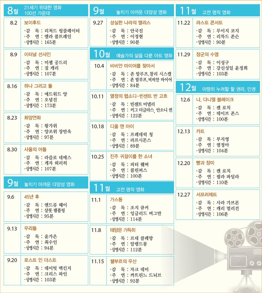 무료영화상영
